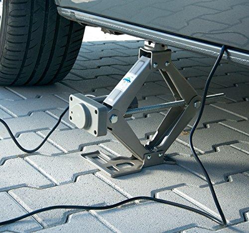 Lescars Elektrischer Wagenheber - 4