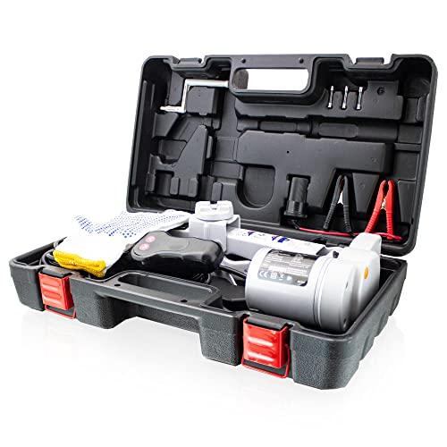 BITUXX Elektrischer Wagenheber - 2